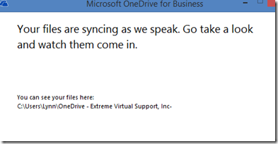 Fix OneDrive for Business/SharePoint Syncing Issues
