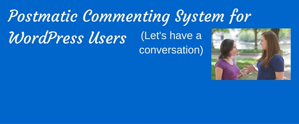 postmatic commenting system