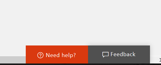 request help for onedrive in admin center