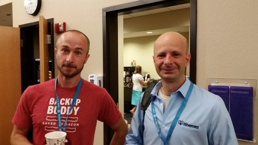 Michael & Gerroald WordCamp OKC
