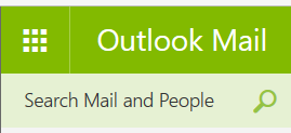 Outlook.com not upgraded