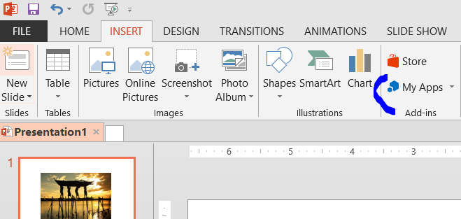 Pickit with PowerPoint 2013
